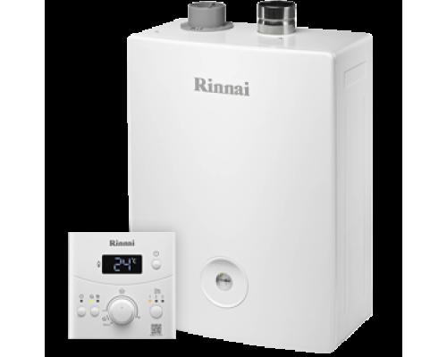 Газовый настенный двухконтурный котел Rinnai BR-K16