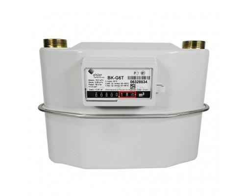 Счетчик газа Elster ВК-G 6Т правый (25 см)